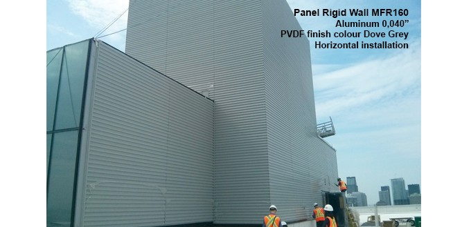 Rigid Wall panel