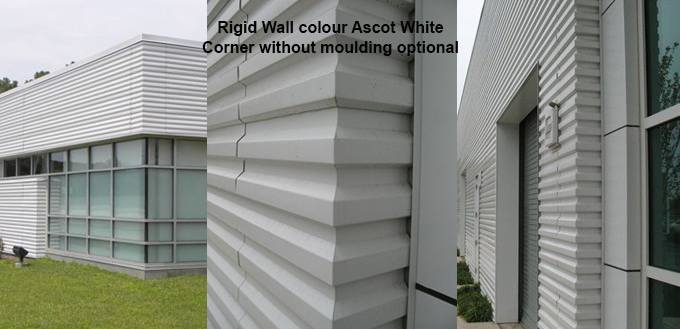 Rigid Wall coin sans moulure 1