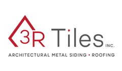 3R Tiles – Customized metallic outdoor roofing and sidings